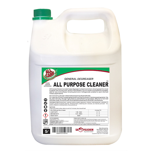 All Purpose Cleaner General Degreaser