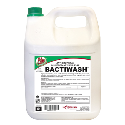 Bactiwash Disinfectant Hand Soap