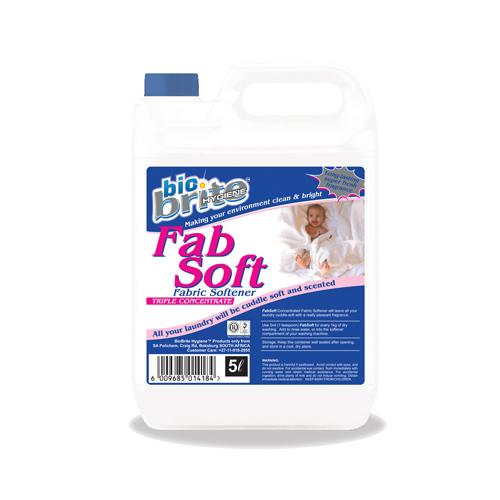 Fab Soft fabric softener