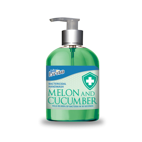 Melon & cucumber bactericidal handwash