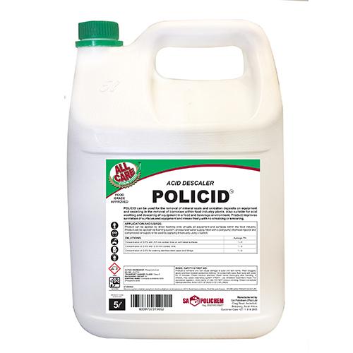 Policid Acid Descaler
