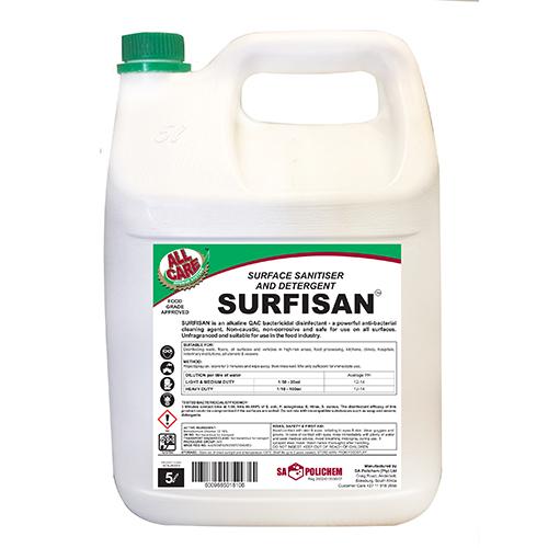 Surfisan: Surface Sanitiser & Detergent